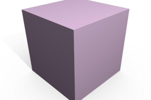 The formula for the cube area is 6 times the length of one side squared.