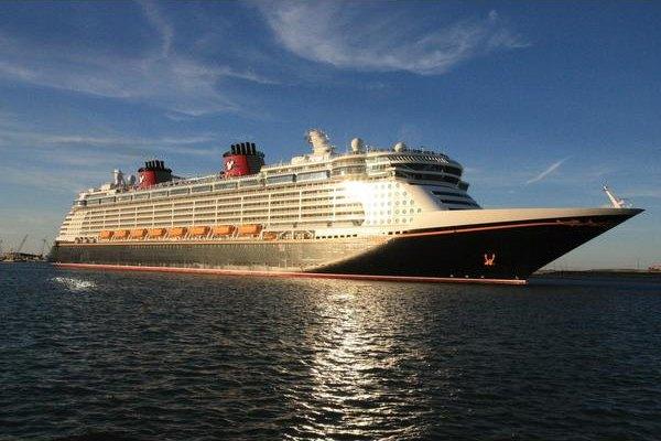Foto crucero Disney