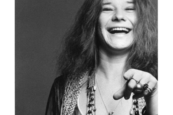 La primera mujer considerada estrella de rock.