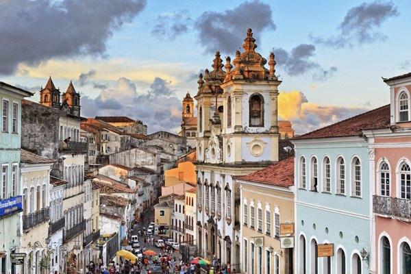 Salvador, Brasil.