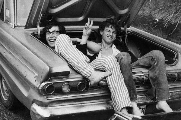 El festival de Woodstock en 1969 le dio el perfecto cierre a esta década bisagra del rock mundial.