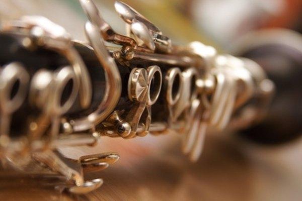 Transpón el clarinete.