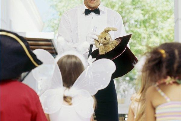 Cómo sacar mágicamente un conejo de un sombrero