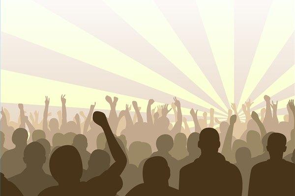 Asistir a un concierto para escribir sobre él no es lo mismo que ir por diversión.