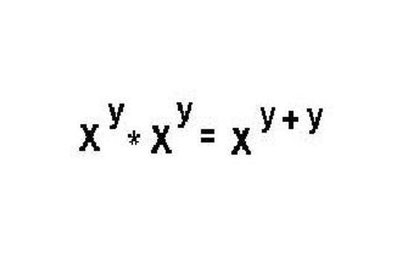 La regla de multiplicación de exponentes sigue aplicando para exponentes fraccionarios.