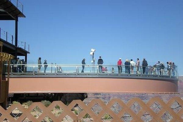 Visita el magnífico Skywalk.