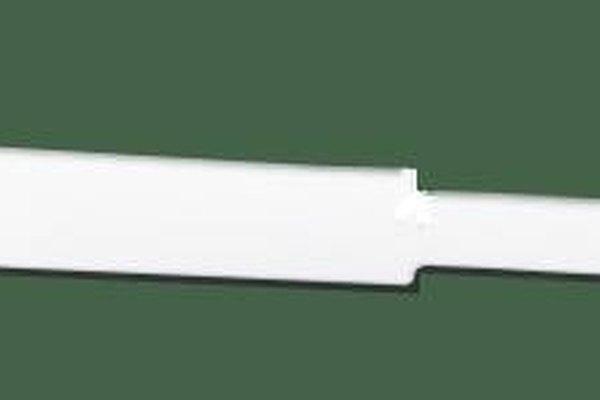 Fabricación de un cuchillo con una barra de motosierra 3.