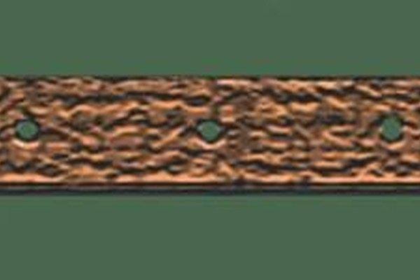 Fabricación de un cuchillo con una barra de motosierra 7.