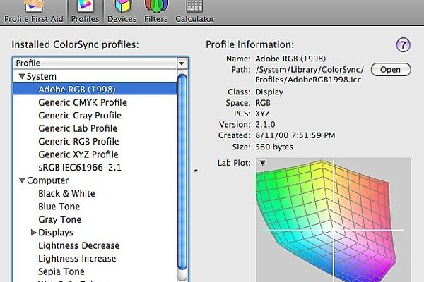 How to Manage Color With Apple ColorSync   It Still Works