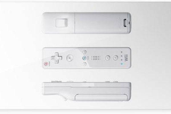¿Cómo funciona el sensor de una Nintendo Wii?