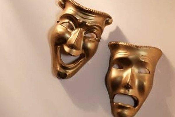 Máscaras.
