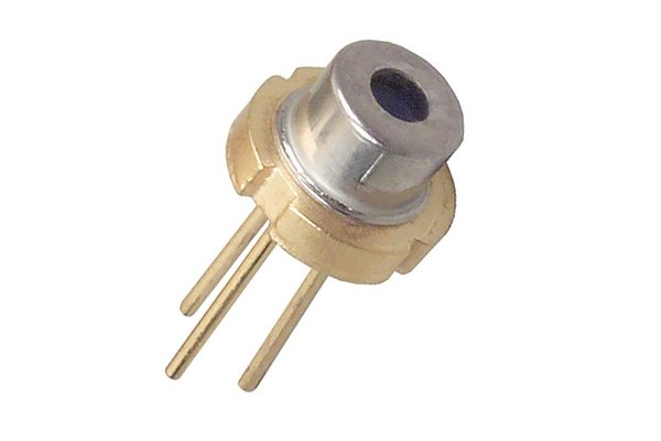 The diode should look like this.