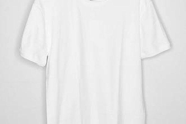 Haz una camiseta única.