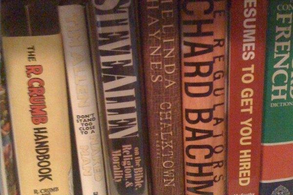 Una buena variedad de libros es la clave para una librería exitosa.