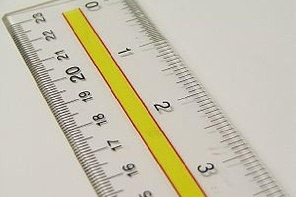 Cómo convertir centímetros a pulgadas   Geniolandia