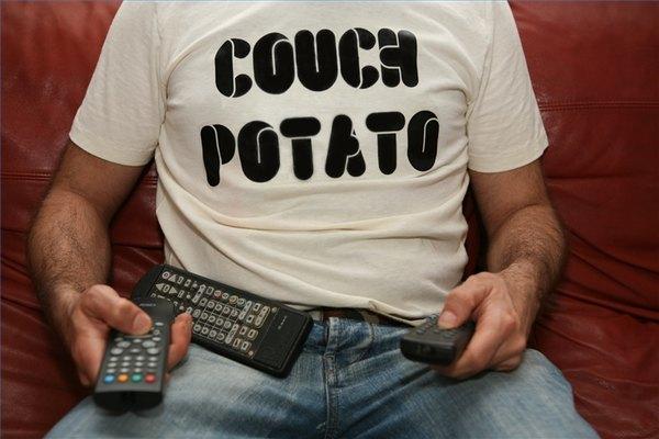 Aprovecha el tiempo que pasas viendo televisión.