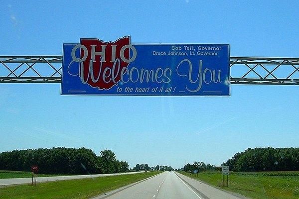 Ohio, un gran lugar para vivir.