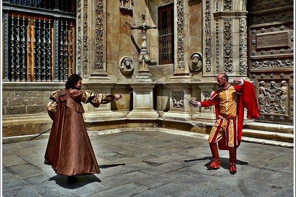 Don Juan tuvo su primera aparición en la obra española