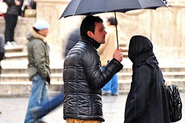 Partes del paraguas.