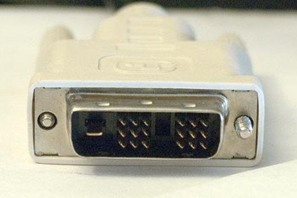Qué es un conector DVI D.