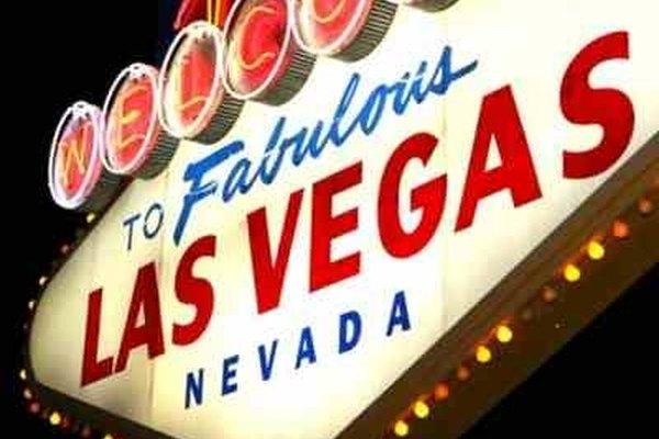 Las Vegas es quizás una de las ciudades más extrañas del mundo.