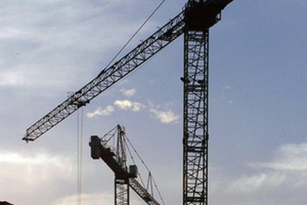 Construcción de la grúa.