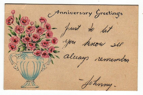 photograph regarding Printable Anniversary Cards identified as How in the direction of Produce Absolutely free Printable Anniversary Playing cards On the net It