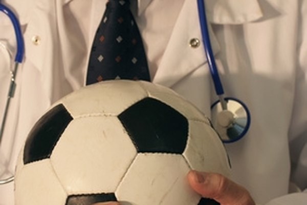 There are many career options for those with a degree in sports medicine.