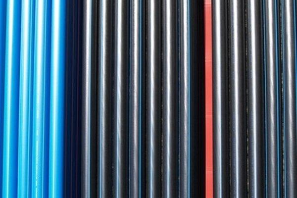 La tubería de PVC e un material ideal para hacer instrumentos musicales poco costosos.
