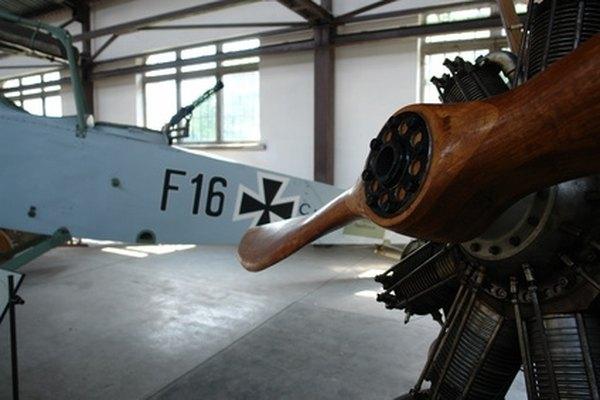 Las hélices de madera han sido utilizadas para impulsar las aeronaves desde principios del siglo XX,