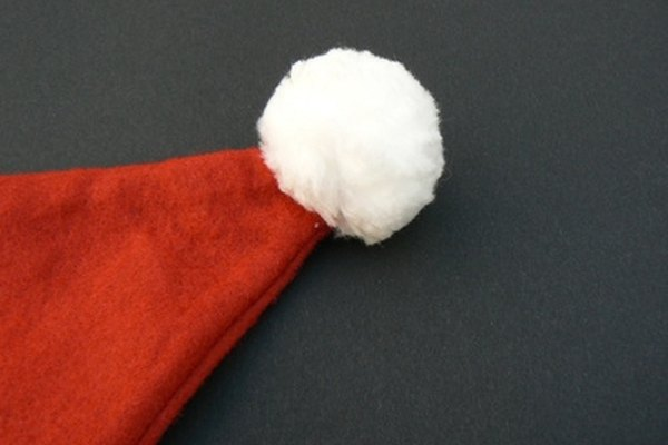 You can make a felted hat tighter by washing it in a certain way.