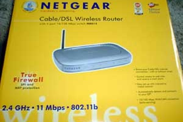 Netgear routers provide a wireless access point for a network.