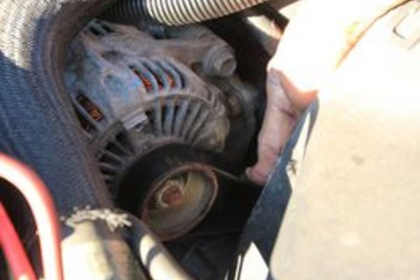 The alternator helps keep your battery--and your car--running smoothly.