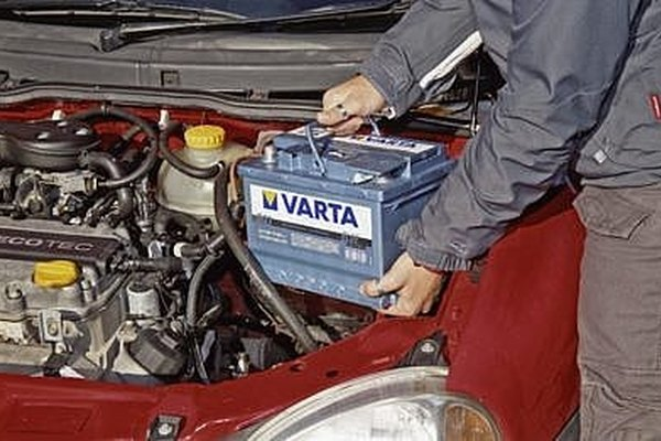 Change a Car's Battery