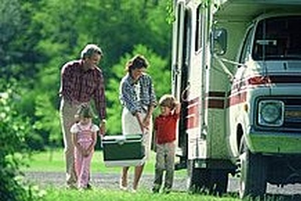 Rent an RV for Vacation