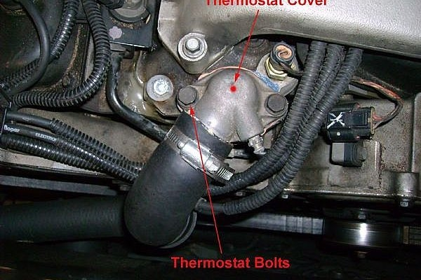 Typical Thermostat in Most Cars