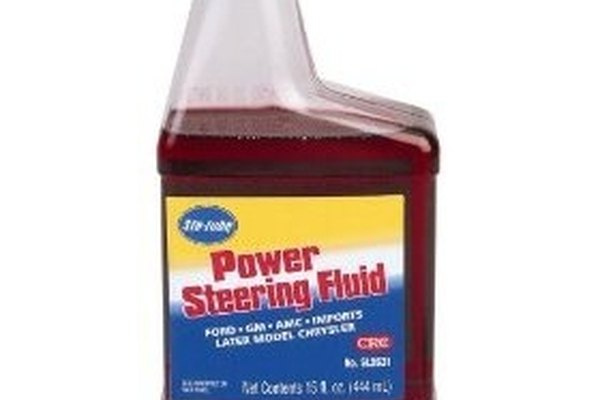 How To Check The Power Steering Fluid Level On A Chevrolet Lumina
