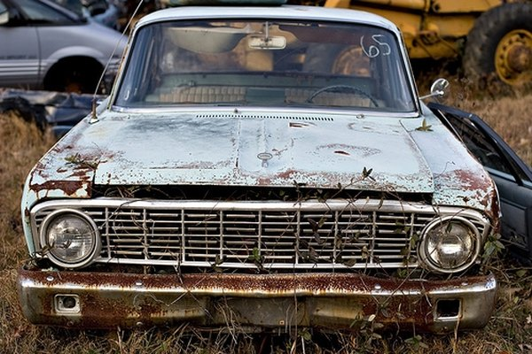 Sell Your Car to a Junkyard