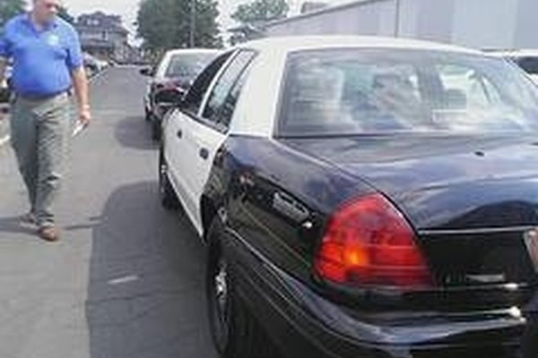 Police cars represent just one opportunity to sell vehicles to government agencies
