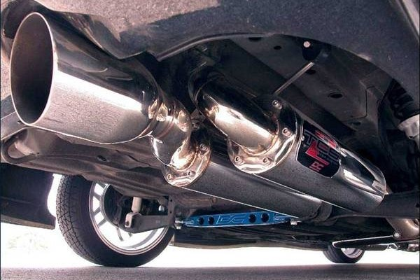 Enhance your vehicle's performance with a new exhaust system.
