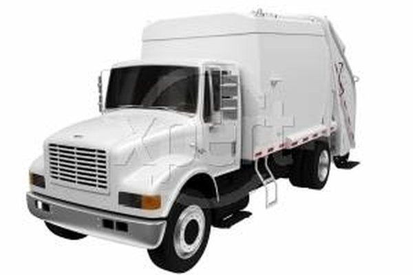 How Does a Garbage Truck Work?