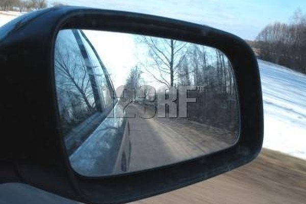 Replace a Chevy Truck Side Mirror