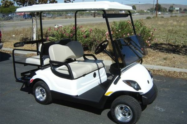 How Does a Golf Cart Work?