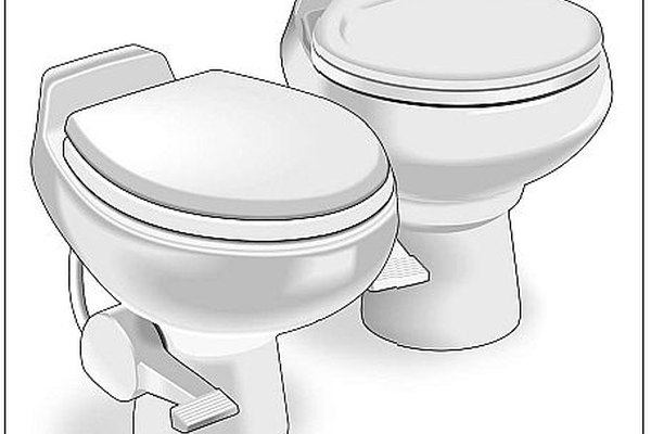 How to Understand and Repair a SeaLand Marine RV Toilet | It Still Runs