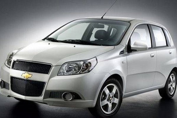 An example of the Chevrolet Aveo