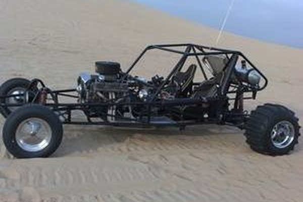 Front engine rail buggies come in all shapes and sizes.