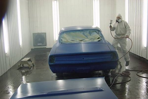 Paint a Car Step-by-Step