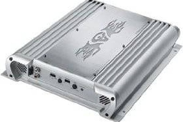 Vega Automotive Amp