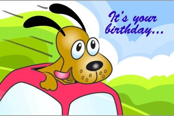 Create a Free Personalized Birthday Card Online