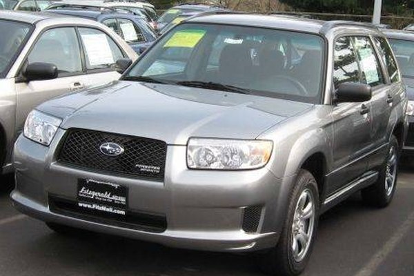 Troubleshooting Subaru Forester Headlights